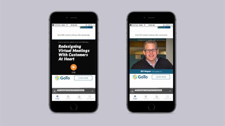 GoTo NPR App